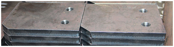 Sheet metal workpiece